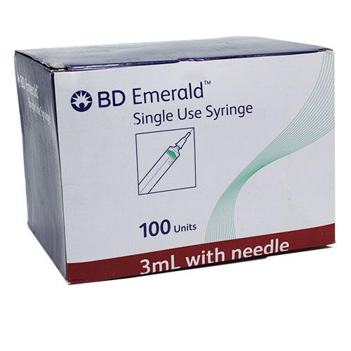 BD Syringe (2ml) 24G (100pcs) – Lab Sakha